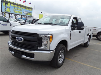 2017 F-250 Super Cab Service Body #TEF00831 - photo 9