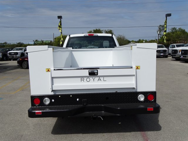 2017 F-250 Super Cab, Royal Service Body #TEF00956 - photo 4
