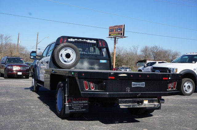 2019 Ford F-550 Crew Cab DRW 4x4, CM Truck Beds RD Model Flatbed #TEF21556 - photo 6