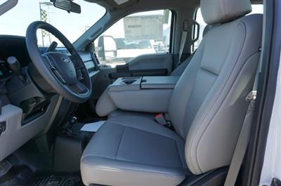2019 Ford F-550 Crew Cab DRW 4x4, CM Truck Beds RD Model Flatbed #TEF21556 - photo 10