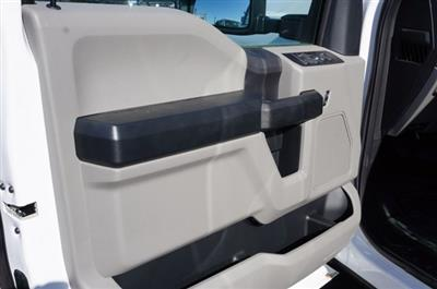 2019 Ford F-550 Crew Cab DRW 4x4, CM Truck Beds RD Model Flatbed #TEF21556 - photo 13