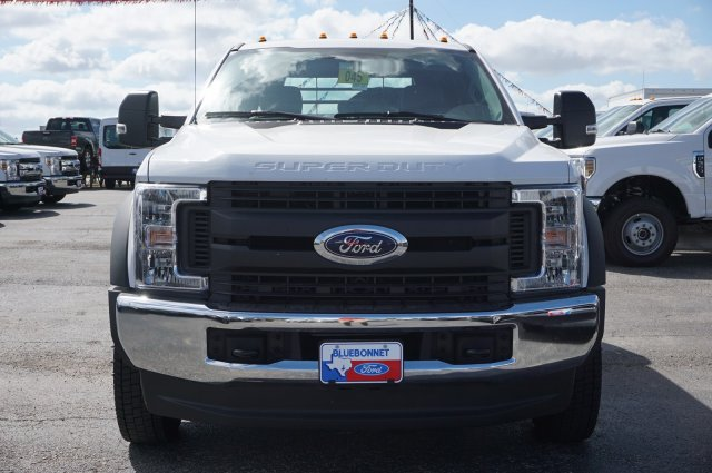 2019 Ford F-550 Crew Cab DRW 4x4, CM Truck Beds Dealers Truck Flatbed #TEF25053 - photo 5