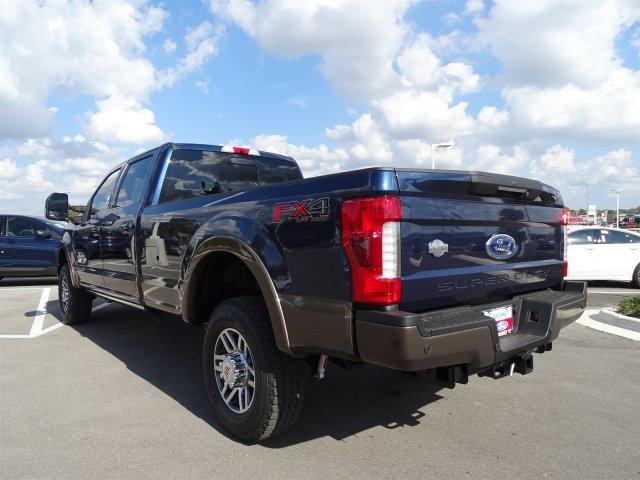 2017 F-250 Crew Cab 4x4, Pickup #TEF36591 - photo 5