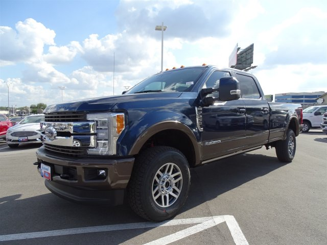 2017 F-250 Crew Cab 4x4, Pickup #TEF36591 - photo 7