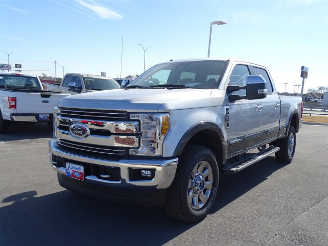 2017 F-350 Crew Cab 4x4, Pickup #TEF36606 - photo 7