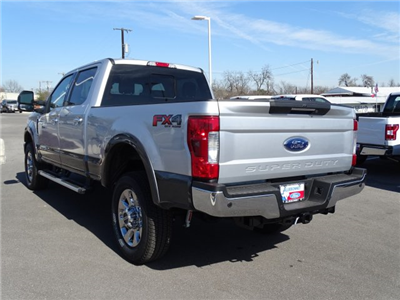 2017 F-350 Crew Cab 4x4, Pickup #TEF36606 - photo 5