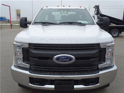 2017 F-350 Regular Cab DRW, Flatbed #TEF40601 - photo 9