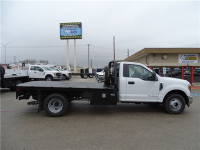 2017 F-350 Regular Cab DRW, Flatbed #TEF40601 - photo 4