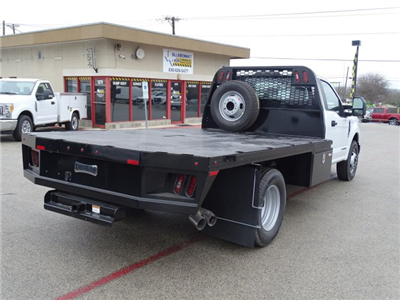 2017 F-350 Regular Cab DRW, Flatbed #TEF40601 - photo 2