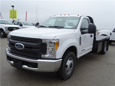 2017 F-350 Regular Cab DRW, Flatbed #TEF40601 - photo 8