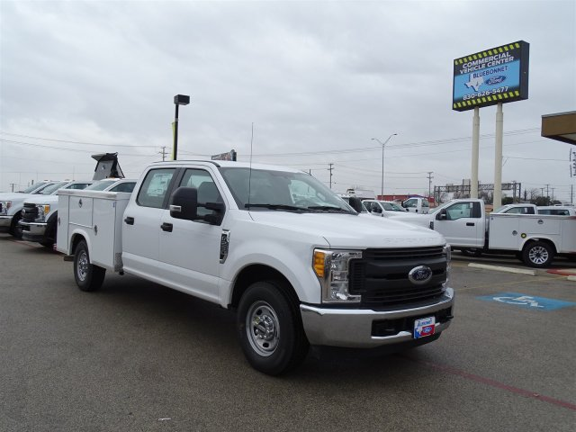 2017 F-250 Crew Cab, Pickup #TEF47280 - photo 10