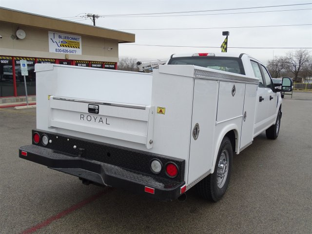 2017 F-250 Crew Cab, Pickup #TEF47280 - photo 2