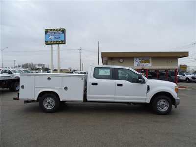2017 F-250 Crew Cab, Pickup #TEF47280 - photo 11