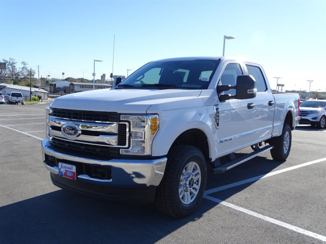2017 F-250 Crew Cab 4x4 Pickup #TEF47291 - photo 8