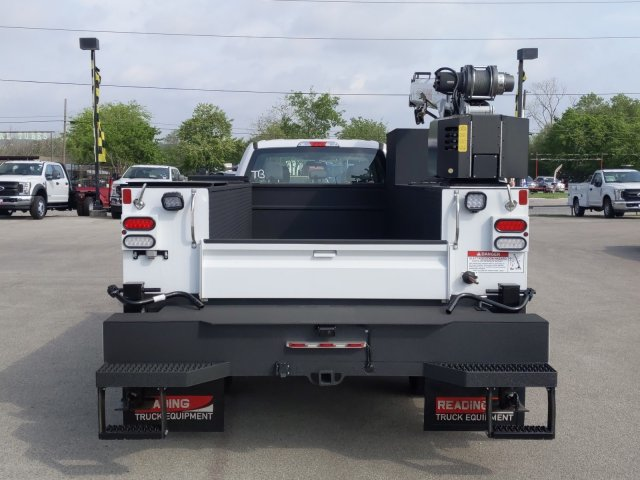 2019 Ford F-450 Super Cab DRW 4x4, Palfinger PAL Pro 20 Service Body #TEF89816 - photo 9