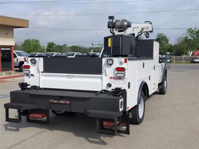 2019 Ford F-450 Super Cab DRW 4x4, Palfinger PAL Pro 20 Service Body #TEF89816 - photo 2