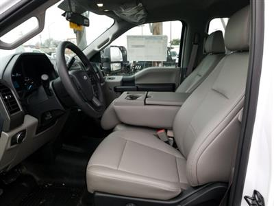 2019 Ford F-550 Crew Cab DRW 4x4, CM Truck Beds RD Model Flatbed #TEG58301 - photo 9