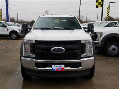 2019 Ford F-550 Crew Cab DRW 4x4, CM Truck Beds RD Model Flatbed #TEG58301 - photo 7