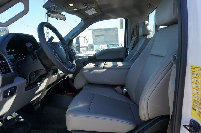 2019 Ford F-550 Regular Cab DRW 4x2, Freedom Rodeo Flatbed #TEG58740 - photo 9