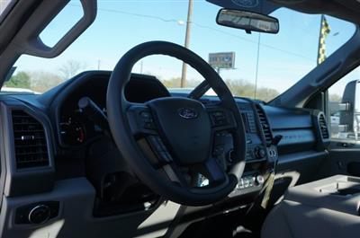 2019 Ford F-550 Regular Cab DRW 4x2, Freedom Rodeo Flatbed #TEG58740 - photo 10