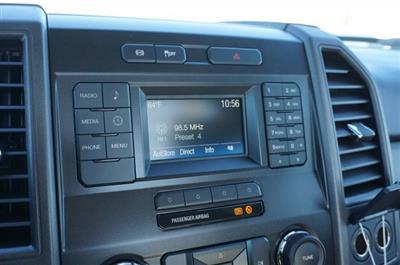 2019 Ford F-550 Regular Cab DRW 4x2, Freedom Rodeo Flatbed #TEG58740 - photo 14