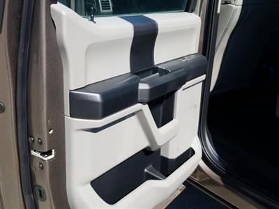 2019 Ford F-550 Crew Cab DRW 4x4, CM Truck Beds RD Model Flatbed #TEG73057 - photo 17