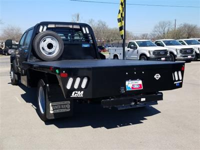 2019 Ford F-550 Crew Cab DRW 4x4, CM Truck Beds RD Model Flatbed #TEG73057 - photo 7