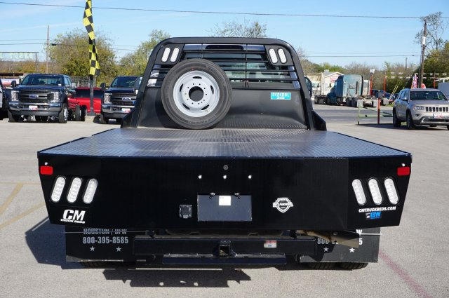 2019 Ford F-550 Crew Cab DRW 4x4, CM Truck Beds RD Model Flatbed #TEG80109 - photo 5
