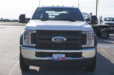 2019 Ford F-550 Crew Cab DRW 4x4, CM Truck Beds RD Model Flatbed #TEG80109 - photo 9