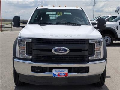 2019 Ford F-450 Crew Cab DRW 4x4, CM Truck Beds RD Model Flatbed #TEG80238 - photo 10
