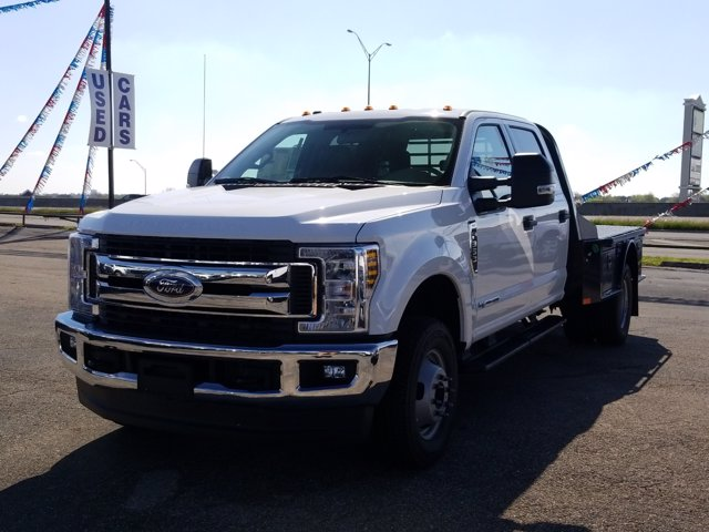 2019 Ford F-350 Crew Cab DRW 4x4, CM Truck Beds SK Model Flatbed #TEG80920 - photo 10
