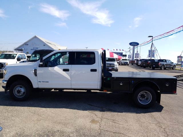 2019 Ford F-350 Crew Cab DRW 4x4, CM Truck Beds SK Model Flatbed #TEG80920 - photo 8