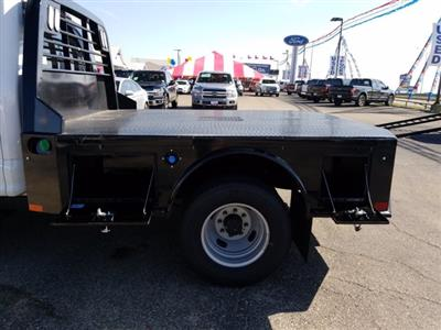 2019 Ford F-350 Crew Cab DRW 4x4, CM Truck Beds SK Model Flatbed #TEG80920 - photo 9