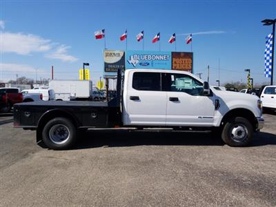 2019 Ford F-350 Crew Cab DRW 4x4, CM Truck Beds SK Model Flatbed #TEG80920 - photo 6