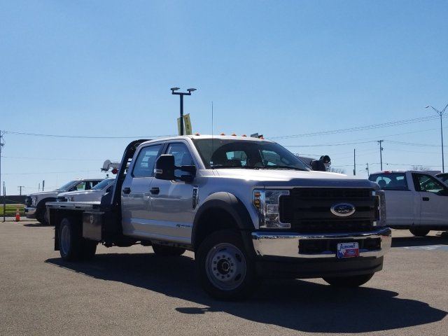 2019 Ford F-550 Crew Cab DRW 4x4, Cab Chassis #TEG88300 - photo 3