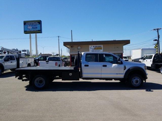 2019 Ford F-550 Crew Cab DRW 4x4, Cab Chassis #TEG88300 - photo 4