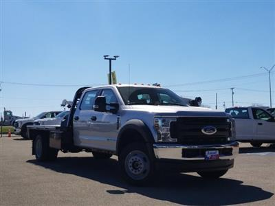 2019 Ford F-550 Crew Cab DRW 4x4, Cab Chassis #TEG88300 - photo 1