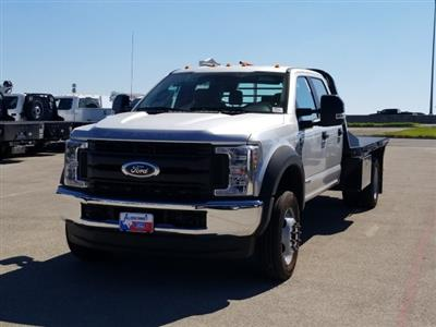 2019 Ford F-550 Crew Cab DRW 4x4, Cab Chassis #TEG88300 - photo 11