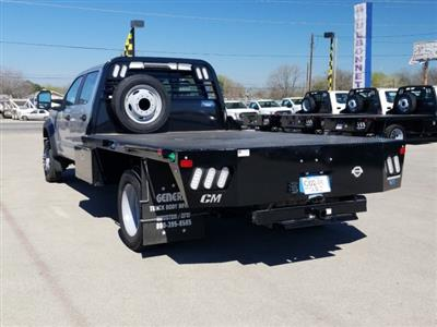 2019 Ford F-550 Crew Cab DRW 4x4, Cab Chassis #TEG88300 - photo 8