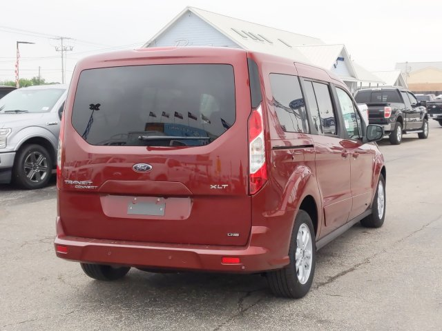 2020 Ford Transit Connect, Passenger Wagon #V471155 - photo 2