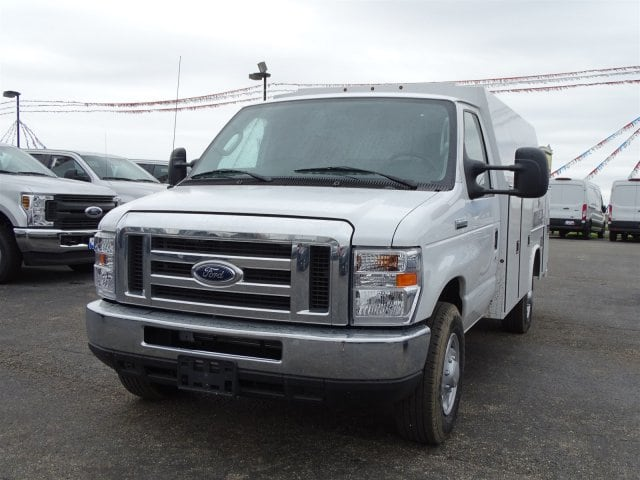 2018 E-350 4x2,  Reading Service Utility Van #VDC06987 - photo 9