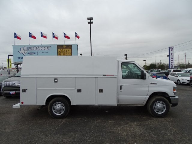 2018 E-350 4x2,  Reading Service Utility Van #VDC06987 - photo 3