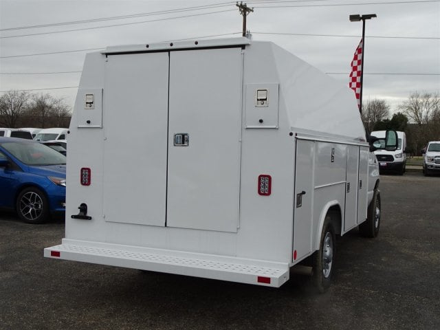 2018 E-350 4x2,  Reading Service Utility Van #VDC06987 - photo 2