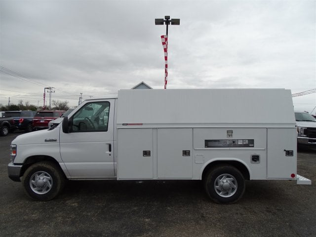 2018 E-350 4x2,  Reading Service Utility Van #VDC06987 - photo 7