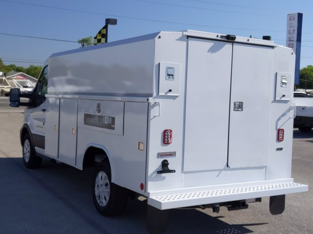 2020 Ford Transit 350 RWD, Reading Aluminum CSV Service Utility Van #VKA02622 - photo 9
