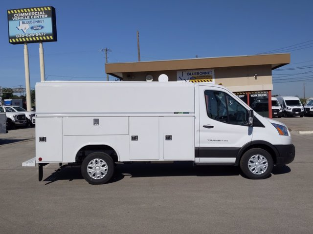 2020 Ford Transit 350 RWD, Reading Aluminum CSV Service Utility Van #VKA02622 - photo 4