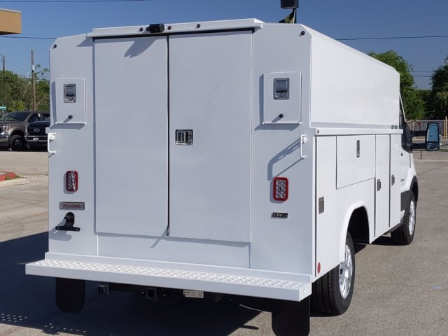 2020 Ford Transit 350 RWD, Reading Aluminum CSV Service Utility Van #VKA02622 - photo 2