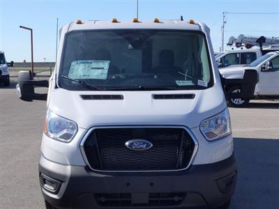 2020 Ford Transit 350 RWD, Reading Aluminum CSV Service Utility Van #VKA02622 - photo 12