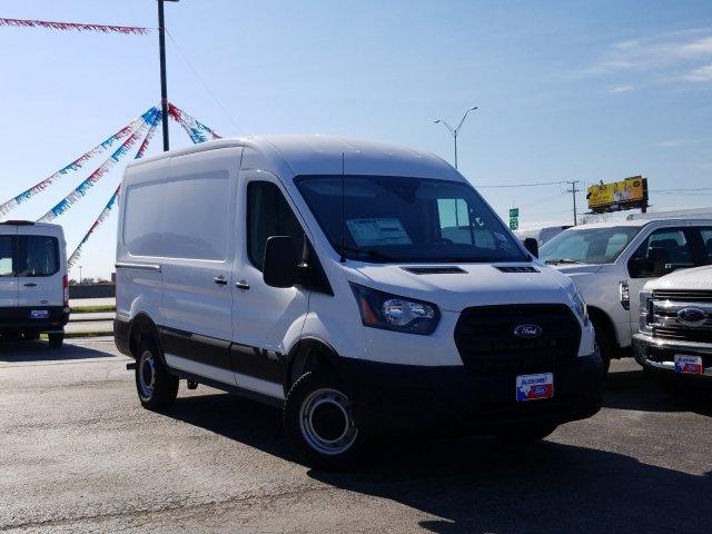 2020 Ford Transit 250 Med Roof RWD, Empty Cargo Van #VKA03745 - photo 1