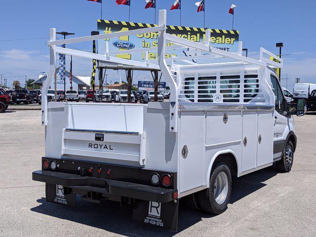 2021 Ford Transit 350 HD 4x2, Royal Truck Body Service Body #VKA06098 - photo 1